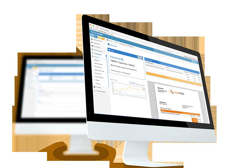 Compatible et connecté, le logiciel comptable copromatic aide le syndic dans la gestion de l'immeuble