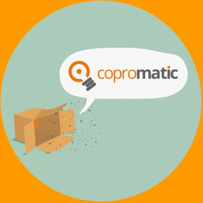 Vous saurez tout sur notre boite Copromatic